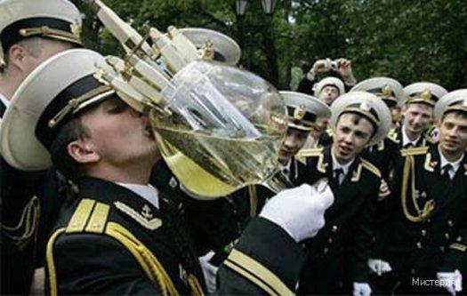 Поздравление для морского офицера
