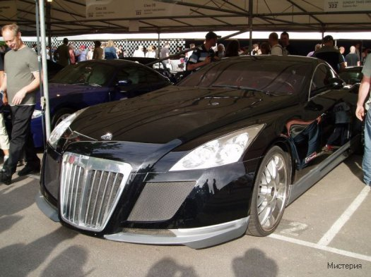 Maybach Exelero (36 фото)