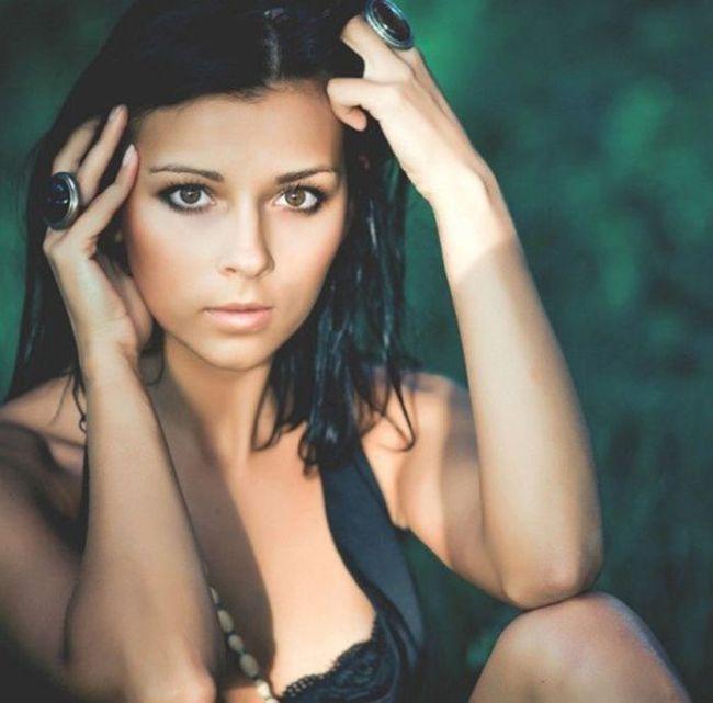 фото красивых девушек: