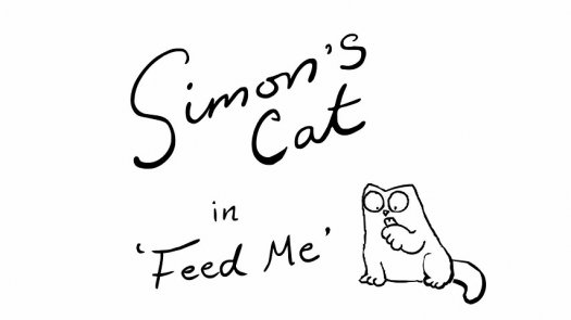 Simon's Cat - Feed Me