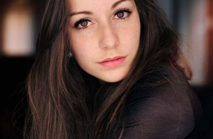 Фотки красивая девушек