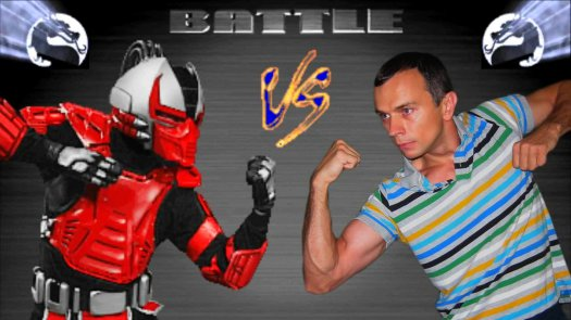 Sektor vs SuperOleg