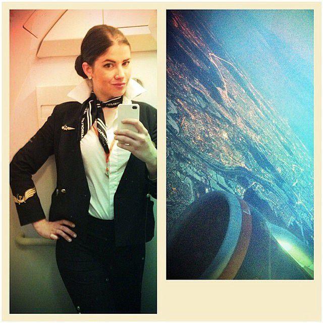 самые симпатичные стюардессы фото