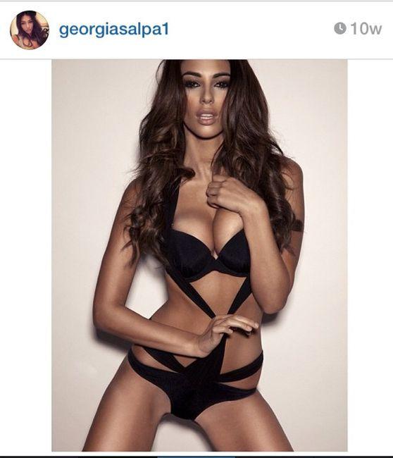 georgia все фото девушки модели