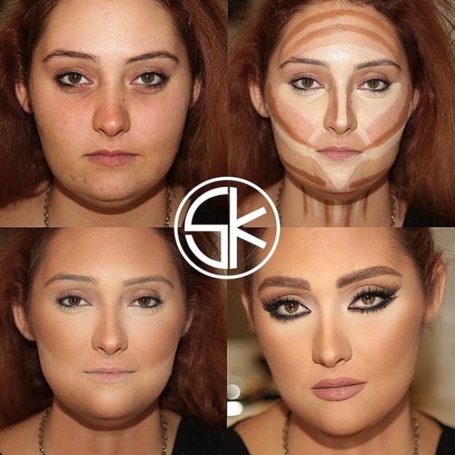 Как сделать свое лицо красивее без макияжа