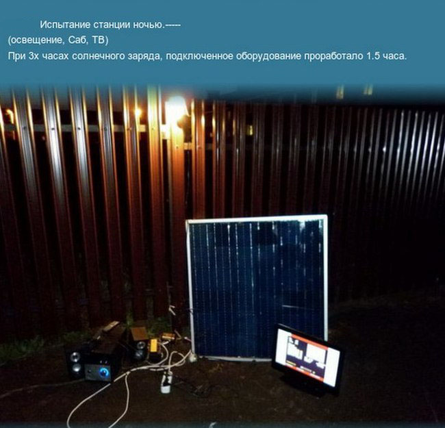 Солнечные батареи своими руками для частного 5