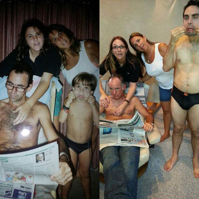 Голая семья фото в контакте