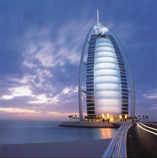 Отель Burj Al Arab Tower 6* (Дубаи, ОАЭ)